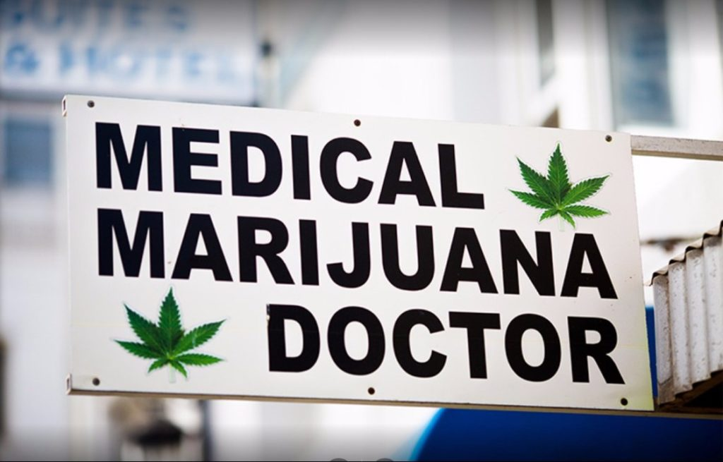 medical marijuana therapy